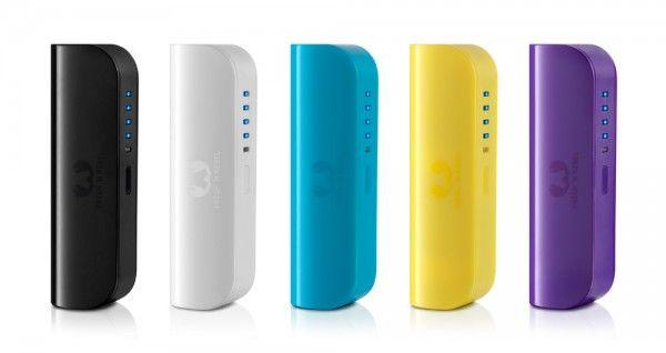 Fresh 'n Rebel brengt kleurige draagbare accu's op de markt   Hardware.Info Nederland