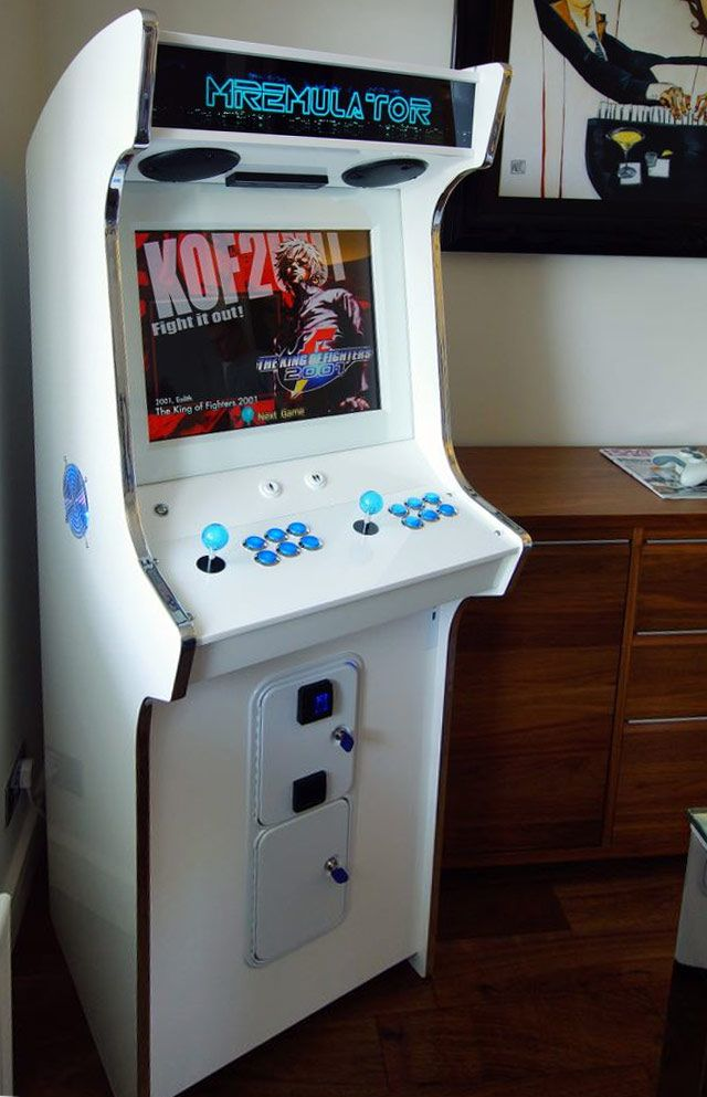 372 best raspberry pi images on pinterest raspberries raspberry white arcade cabinet google search malvernweather Gallery