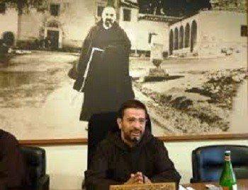 S. G. Rotondo: a fr. Francesco Colacelli il titolo di Cavaliere della Repubblica