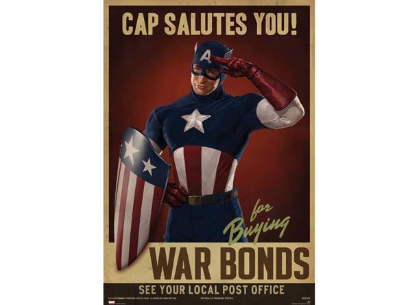 EFX Captain America