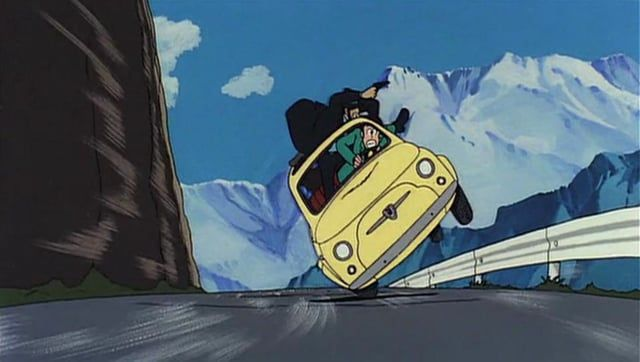 Castle Mccullouch Music Halloween 2020 Reference used as the basis of the AR Car Chase. Famous anime by