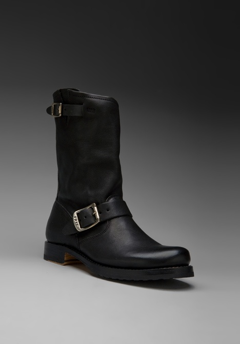 FRYE Veronica Shortie in Black at Revolve Clothing - Free Shipping!