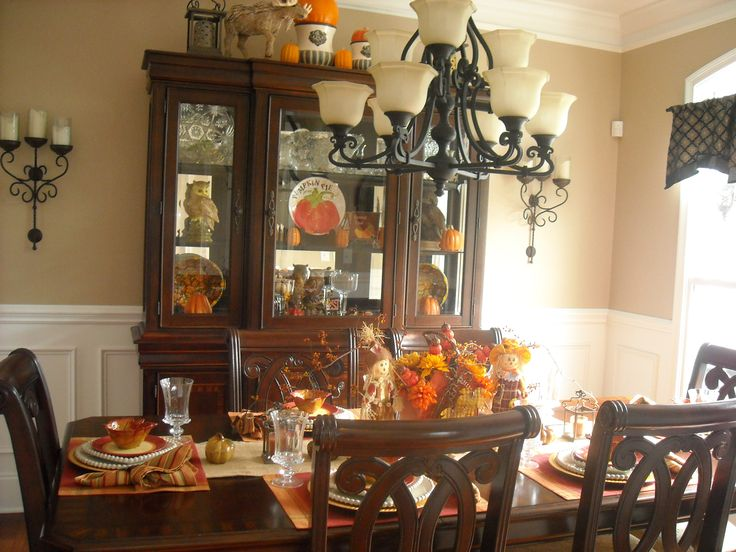 Willow House Fall Decor