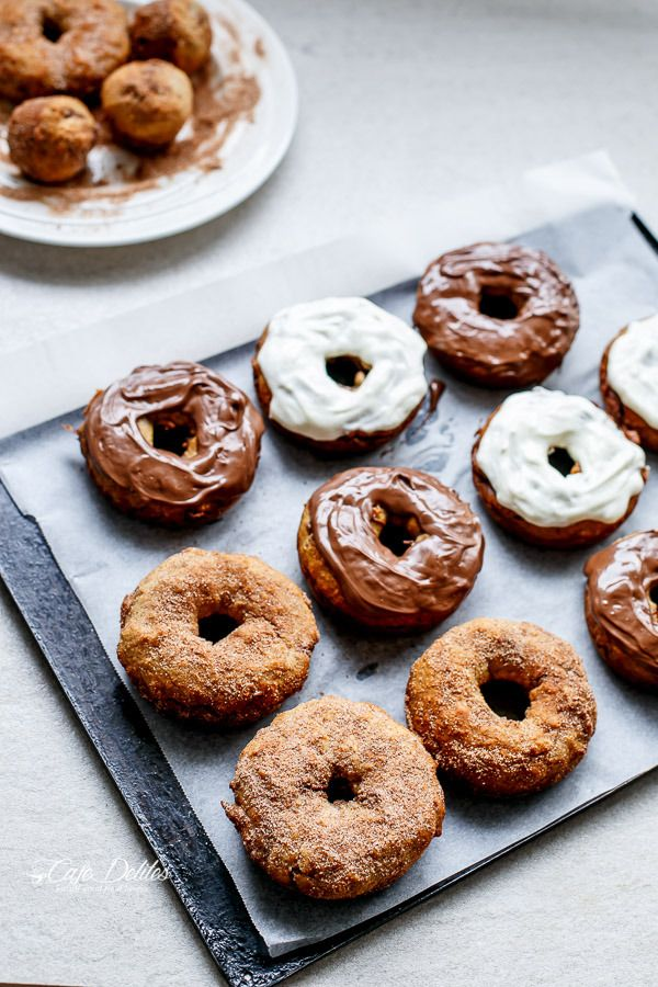 ... Cronuts and Beignets on Pinterest   Donuts, Nutella and Mini doughnuts
