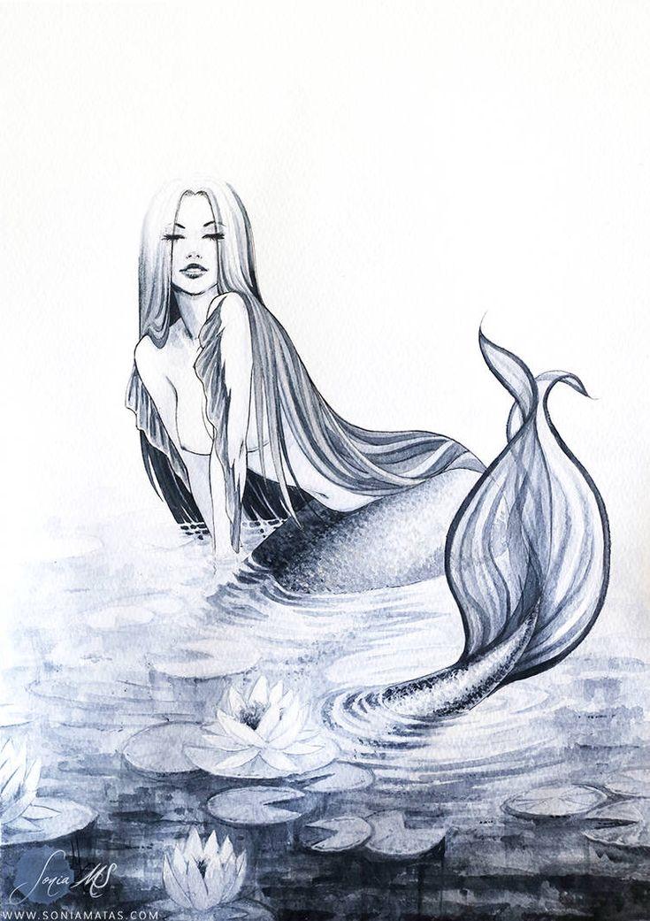 SoniaMatas by Ink mermaid