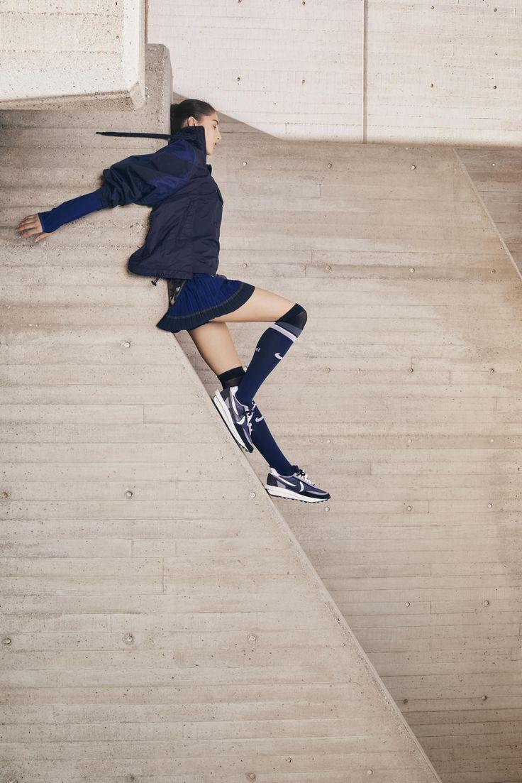 Sacai x Nike Fall 2019 Ad Campaign with Naomi Osaka