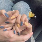 Mar 27, 2020 – Über 36 Nageldesigns, die perfekt für den Sommer 2019 sind – Nail Art – #den # d … – Über 36 Nageldesig…