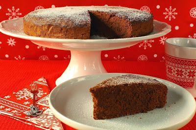 Gesztenyés csokoládétorta (paleo)