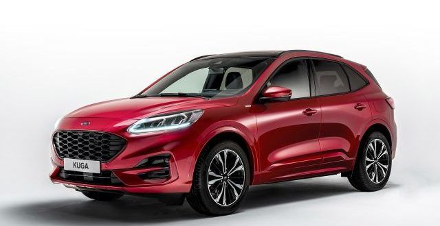 2020 Ford Kuga Revealed With New Look, Plug-In Hybrid | New Car