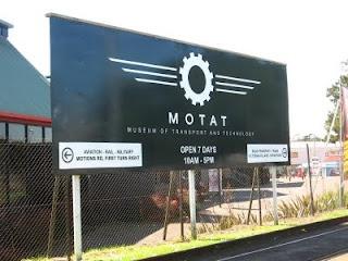 MOTAT, Auckland