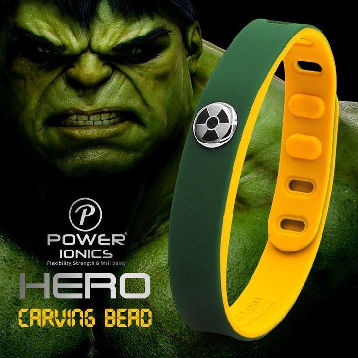 HULK Power Ionics Wristband