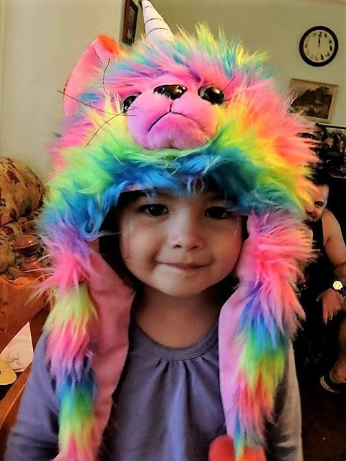 Kitchi-KItten Hats are a must for the winter. Available in 3 sizes on the website. Delivery  worldwide :)