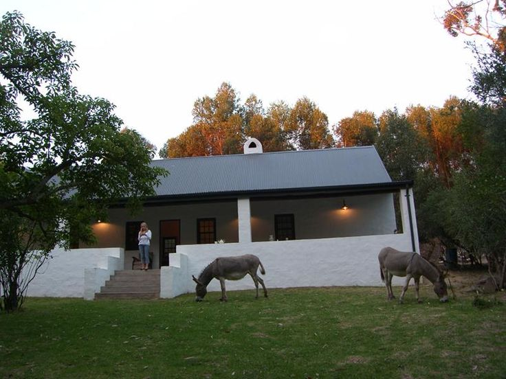 The Little Farmhouse | Stanford self catering weekend getaway accommodation, Western Cape | Budget-Getaways South Africa