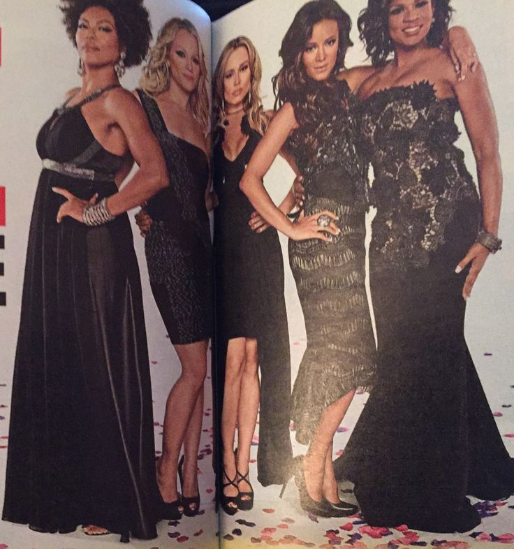 The ladies of Tyler Perry's nighttime soap If Loving You Is Wrong.