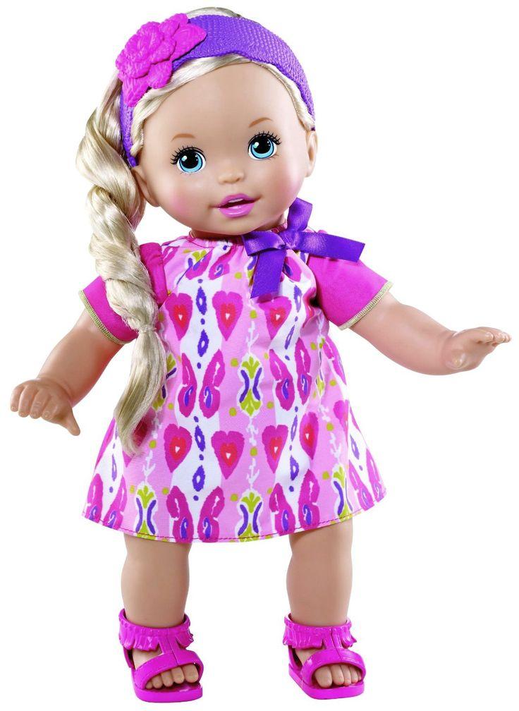 Výsledok vyhľadávania obrázkov pre dopyt fisher price little mommy sweet as me doll