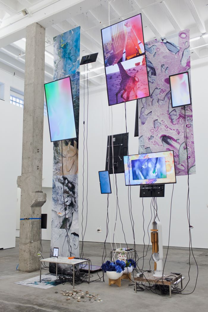 MICHAEL MANNING http://www.widewalls.ch/artist/michael-manning-2/ #computer #digital #art