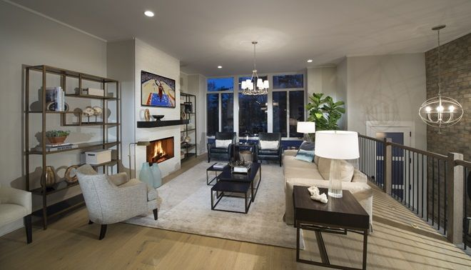 The Brookhaven Designer Model By John Wieland Homes And