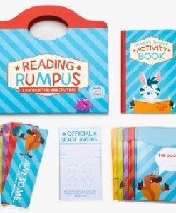 Reading Rumpus Kit $17.95 #sweetcreations #education #family #organisation #learning #charts