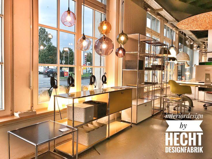 USM Partner hecht designfabrik kirchentellinsfurt- Inneneinrichter und Lichtplanung