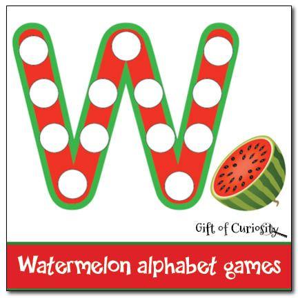 Best Preschool  Watermelon Images On   Watermelon
