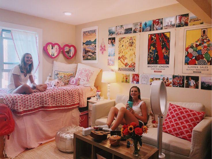 Vsco Dcromp College In 2019 Dorm Fairytale Bedroom