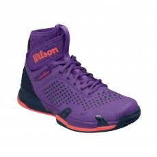 Wilson Amplifeel WRS322560 tennisschoenen dames purple coral @wilsontennis #tennis #wilson #tennisschoenen