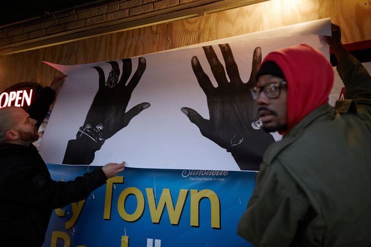 Ferguson Now Has the Most Powerful Street Art in America