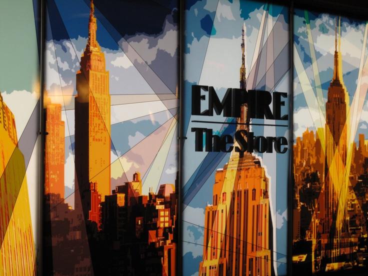 Empire State Building. Manhattan, New York City, USA. Fot. radio RMF FM