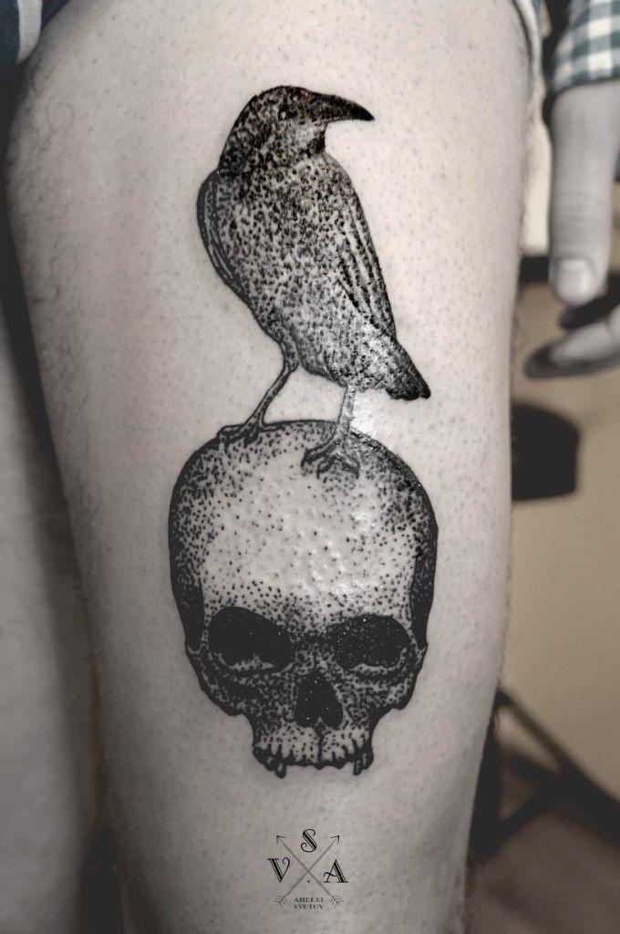 335 best images about Tattoo on Pinterest   Tattoo ink ... Birdman Head Tattoo