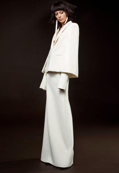 Robes de mariée Vera Wang 2018 : une collection atypique et totalement différente Image: 14