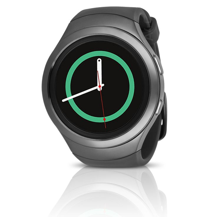 Samsung Gear S2 T-Moible SM-R730T Smartwatch Gray - Small (Refurbished) Price