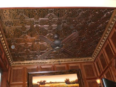 VC 03 is different then any of our product and that is because of its shape. Victorian Ceiling Tiles are great for Victorian homes restoration.