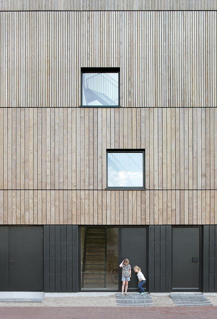 Hafenflair mit Flow – Lofthouse von Marc Koehler in Amsterdam