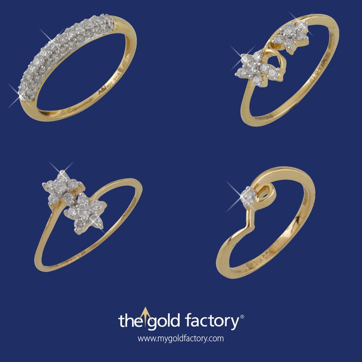 Florals, infinity, zig-zag, overlapping ------ our diamond rings come in so many styles and designs that you'll be spoilt for choice. And now that they're part of the February celebrations, there's one more reason to buy :  NO MAKING CHARGES !!  ONLY FOR THREE DAYS. 27th, 28th, and 29th February,2016.