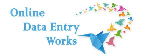 Online Data Entry, Online Data Entry Services India, Outsource Data Entry
