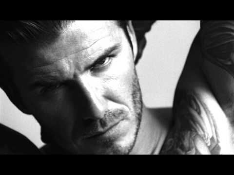 David Beckham Bodywear for H&M Super Bowl Ad