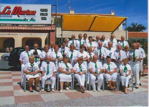 La Marina Bowling Club is located in La Marina Sports Complex, on La Marina Urbanization in Southern Alicante