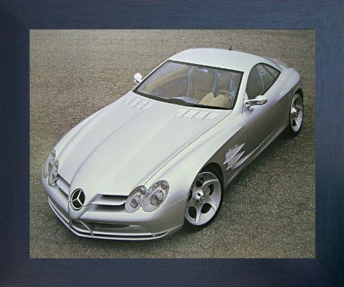 get ready to adorn your living space with this amazing mercedes benz ron kimball racing sports car picturesprint picturesframed