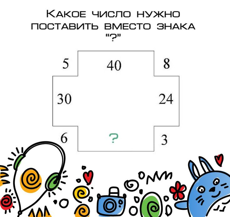 Раз у вас так замечательно с математикой, пришло время задачки посложнее👆 Отгадайте, какое число должно быть вместо знака вопроса❓ Пишите свои варианты в комментариях😉 ☀ #ВоплощаяМечту #ТвойСледующийЛагерь