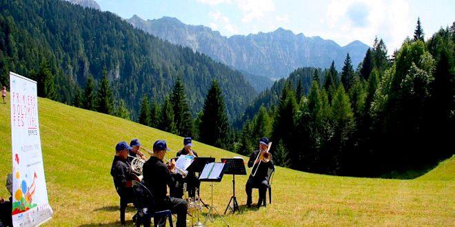 Primiero Dolomiti Festival Brass 2015 - Hotel Cima Rosetta Hotel Cima Rosetta