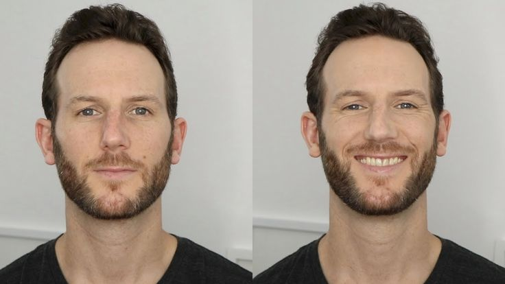 Male Grooming With The RCMA VK11 Palette
