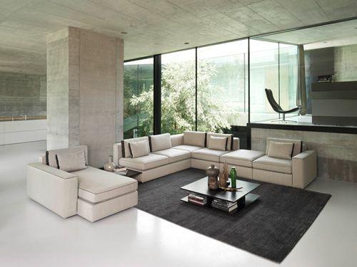 Moderne intérieur