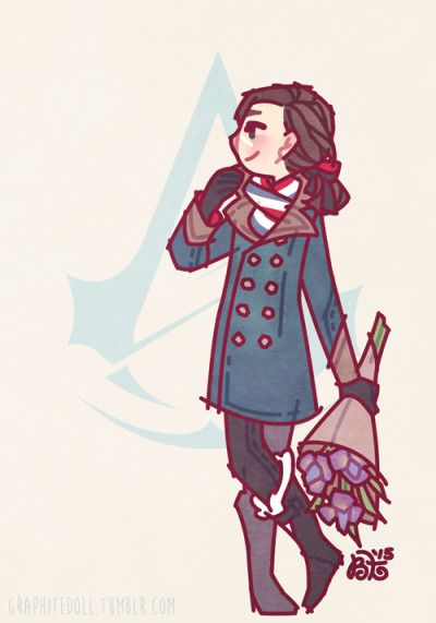 Anime Characters Unity : Arno dorian fanart by graphitedoll http