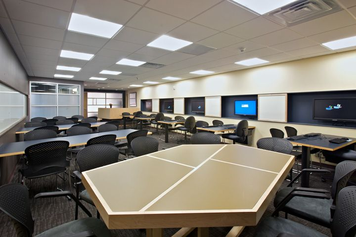 Monroe College Academic Center in New Rochelle, NY.
