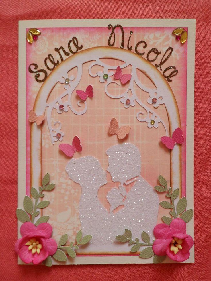 Chichi's Scrap: Matrimonio super romantico!