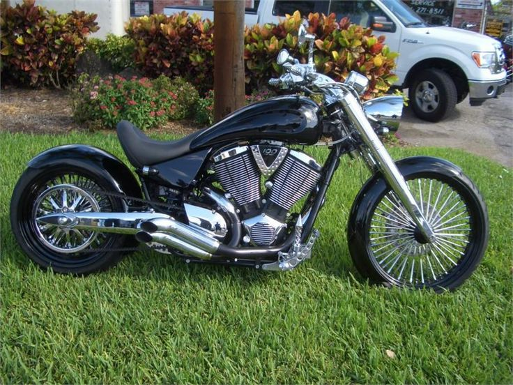 Victory Motorcycle Parts Custom Victory Florida