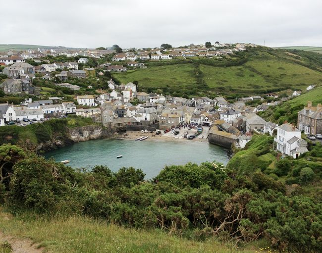 Port Isaac! New post on my blog:  http://www.myapplemarketplace.com/2013/07/cornwall-on-my-mind-port-isaac-come.html