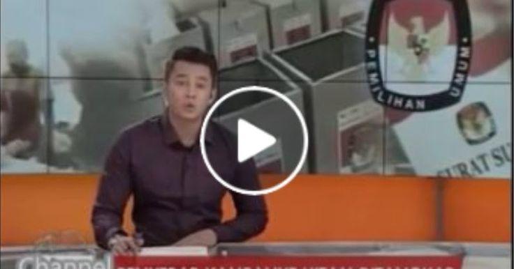 Halal-kan segala cara, Berhasil Ditangkap! Penyebar Brosur Kampanye Hitam Fitnah Anies Sandi ini Dibayar 20juta
