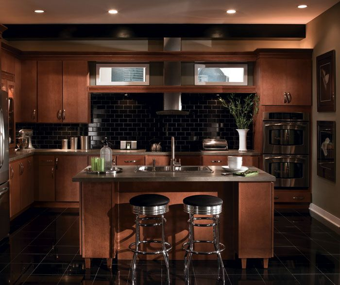 Contemporary Kitchens Cabinets: 17 Best Images About Masterbrand Cabinets On Pinterest