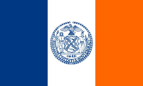 Flag of New York City - Flags of New York City - Wikipedia, the free encyclopedia